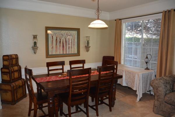 1845 Alburn Place, El Dorado Hills, California 95762   Dining Room    HomeZada