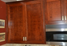 1845 Alburn Place , El Dorado Hills, California, 95762 Listing: Kitchen Cabinets Photo by Homeowner