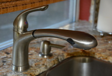 1845 Alburn Place , El Dorado Hills, California, 95762 Listing: Kitchen Sink Faucet Photo by Homeowner