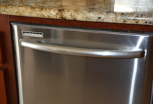 1845 Alburn Place , El Dorado Hills, California, 95762 Listing: Kitchen Dishwasher Photo by Homeowner