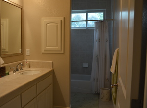 6122 Grant Avenue , Laporte, VA, 20122 Listing: Bathroom 2 Photo by Real Estate Agent