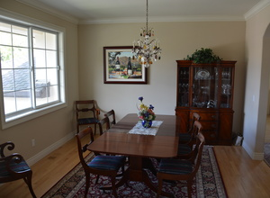 6122 Grant Avenue , Laporte, VA, 20122 Listing: Dining Room Photo by Real Estate Agent