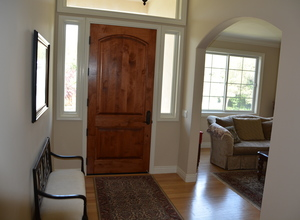 6122 Grant Avenue , Laporte, VA, 20122 Listing: Foyer Photo by Real Estate Agent