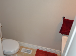 6122 Grant Avenue , Laporte, VA, 20122 Listing: Half-Bathroom Photo by Real Estate Agent
