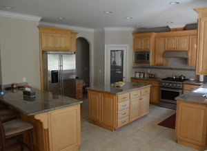 6122 Grant Avenue , Laporte, VA, 20122 Listing: Kitchen Photo by Real Estate Agent