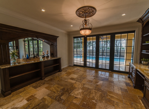 9439 NW 54th Doral Circle Ln , Doral, FL, 33178 Listing: Library/Dinning Room Photo by Real Estate Agent