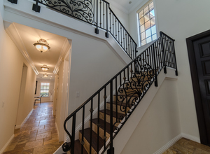9439 NW 54th Doral Circle Ln , Doral, FL, 33178 Listing: Main Hallway Photo by Real Estate Agent