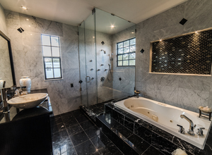 9439 NW 54th Doral Circle Ln , Doral, FL, 33178 Listing: Master Bathroom Photo by Real Estate Agent