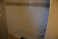 987 Main Street , Roseville, CA, 95874 Listing: Bathroom 2 Wall Tile Photo by Real Estate Agent