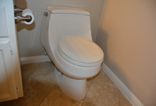 987 Main Street , Roseville, CA, 95874 Listing: Bathroom 2 Toilet Photo by Real Estate Agent