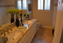 987 Main Street , Roseville, CA, 95874 Listing: Bathroom Remodel Photo by Real Estate Agent