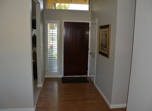 987 Main Street , Roseville, CA, 95874 Listing: Entry Photo by Real Estate Agent