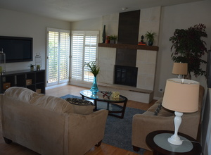 987 Main Street , Roseville, CA, 95874 Listing: Family Room Photo by Real Estate Agent