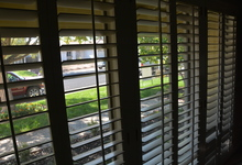 987 Main Street , Roseville, CA, 95874 Listing: Living Room Window Coverings Photo by Real Estate Agent