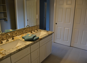 987 Main Street , Roseville, CA, 95874 Listing: Master Bathroom Photo by Real Estate Agent